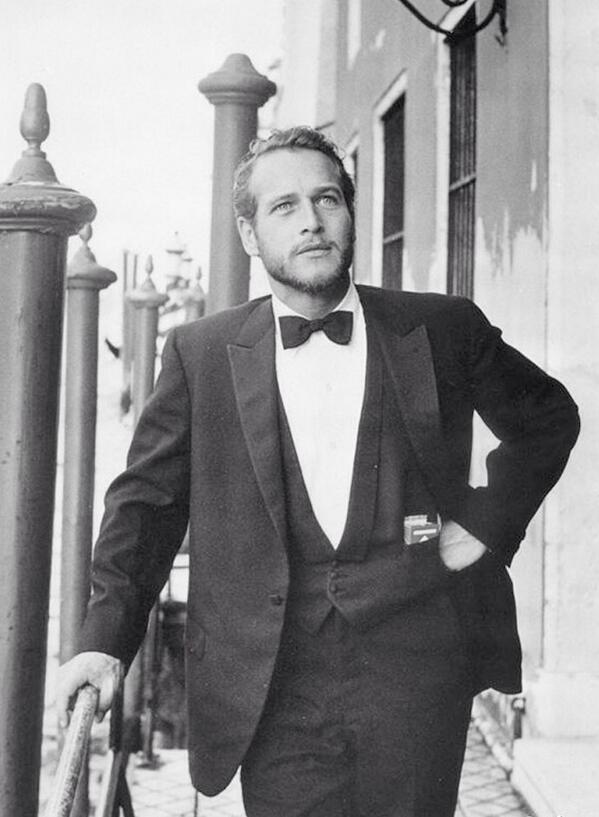 RT @4appleme: Paul Newman  in Venice @suffragettecine @davvne http://t.co/cxtKTvbxR7