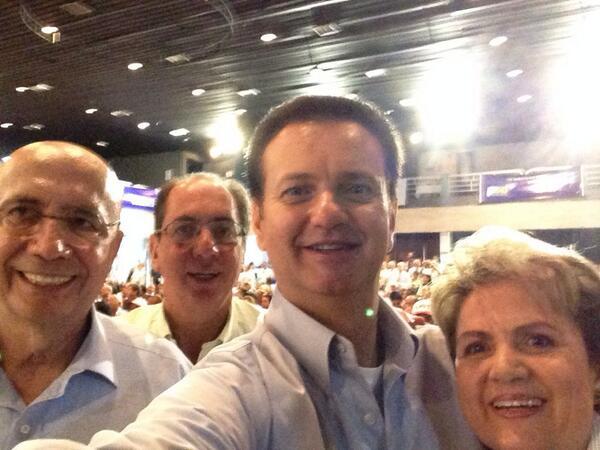 O time do PSD já está em campo e quer, junto com você, construir um plano de governo inovador para o Estado de SP. http://t.co/I9R9Y6CNaj