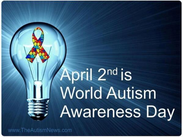 Light it up blue people ! http://t.co/ccWA1bQdf8