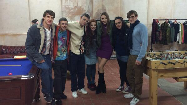 Yes gang #MyMadFatDiary X http://t.co/s1PeAwmWNK