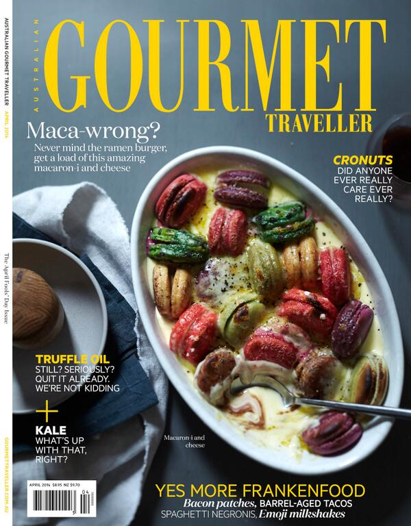 Surprise! We're doing a second April issue this year. What do you think of the cover? http://t.co/nqSXydOAny