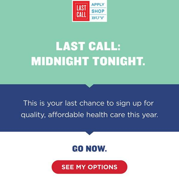 Now that you know how #Ted met their mother, make sure you #GetCovered before midnight.  http://t.co/Rg5NE6RfGu http://t.co/uDfm7QBTcG