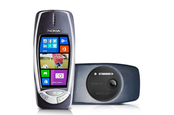 #InnovationReinvented ... Announcing the Nokia 3310 with PureView. http://t.co/EG6yCePsfQ http://t.co/K3oyWtq6mk