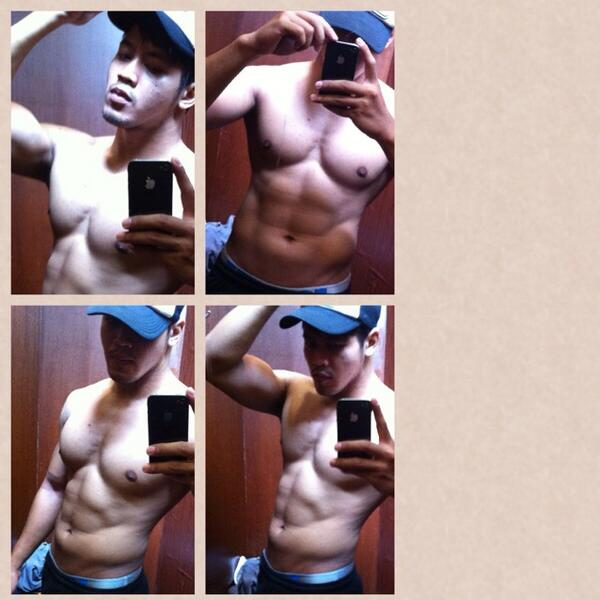 Hellow april.. Here my steps.. More workout diet again.. fiuhhhh http://t.co/MnS7q0koSP