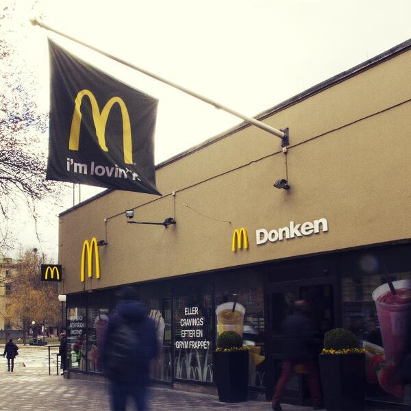 Efter över 40 år i Sverige är det dags att vi försvenskar oss. Nu byter vi namn till Donken! http://t.co/dIsKjdyyk5