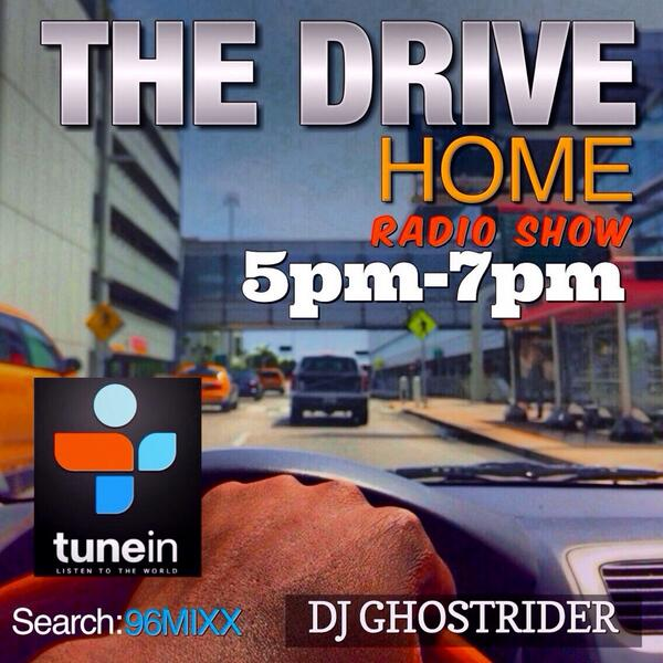 Hope your all ready for today's Radio Show 96.1Fm Miami or TUNIN APP: 96MIXX #reggaemusic http://t.co/EGpsu3AQm7