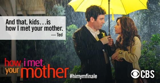 Watch last night's #HIMYMFinale again now! http://t.co/offeamgy7r http://t.co/enKpqHAoTm