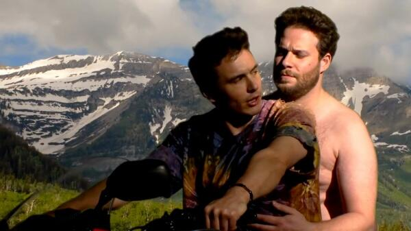 How political will Franco & Rogen's THE INTERVIEW get? http://t.co/ohyPBltcm5 http://t.co/OqjfywygEw