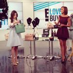 RT @jamieBkrell: Tonight @ENews w/ @GiulianaRancic Get your hands on some seriously beautiful items {for a lot less} @ LoveItBuyIt.TV