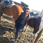 Winnie,Oreo n I :):):) A perfect day at Port Colborne riding thro d countryside..aahh..its a beautiful world afterall