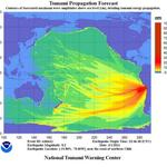 RT @ObservingSpace: MT @jonathanwald NOAA's tsunami forecast map. #tsunami #earthquake http://t.co/qUGM7xl4AW