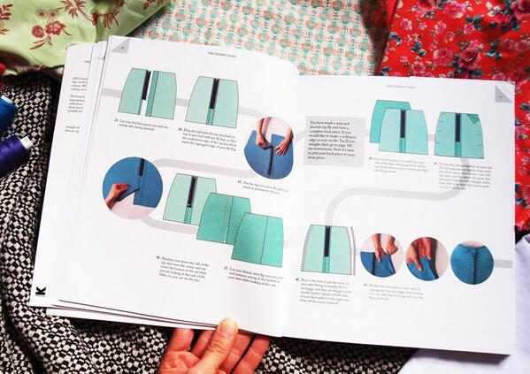 If you want to make clothes w/out sewing patterns, like on last night's @sewingbee I've written a book to help! #GBSB http://t.co/I0b9GzHOfK