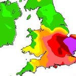 East Anglia and the East Midlands worst hit by Saharan dust, 10 on scale from 1 to 10: http://t.co/LEZ8tozH0a http://t.co/cFNx0ok1uu