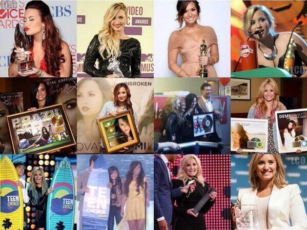 RETWEET if you proud of Demi!!! #Lovatics #FanArmy #iHeartAwards #DemiLovato #ShesTheOne @radiodisney  http://t.co/w4LnQav6BC