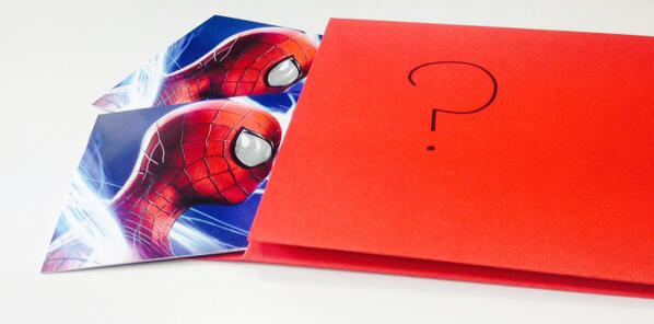 Want to attend the #SpiderMan #WorldPremiere in London? Follow & RT for a chance to win. Winners announced tomorrow.. http://t.co/Fph9fdsySB