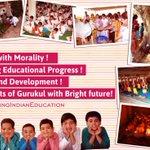 The MORALITY among students starts flourishing in the Gurukul of Asaram Bapuji! #RevivingIndianEducation https://t.co/ayC9YsziOJ