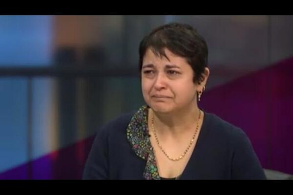 """""""I thought they would show some compassion."""" Heartbreaking to watch #Yashika's Mum on #c4news http://t.co/tq5VU5hgUx"""