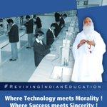 Shri S.M. Barad, Appreciated the students of Asaram Bapu Ji Gurukul at Yuva Mahotsav 2015 #RevivingIndianEducation https://t.co/xbUCeebJka
