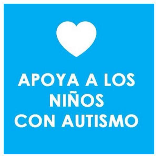 Dale RT a esta imagen si apoyas a los niños con autismo :) http://t.co/Cz5rUPThcV