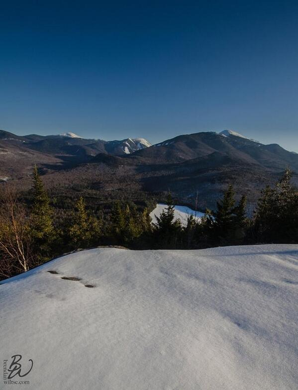 Gorgeous RT @BrendanWiltse Great afternoon on Mount Jo in the #adirondacks  http://t.co/nQC73nfgpd
