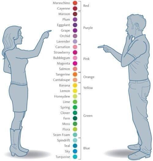 How men and women see color: http://t.co/CivMIG7wnC