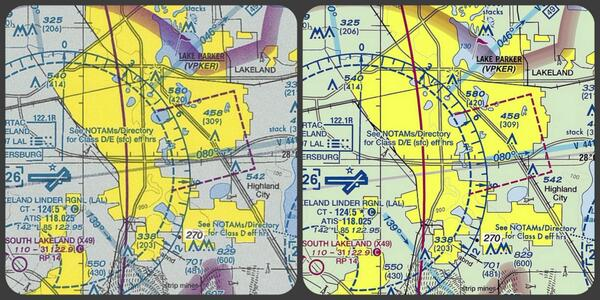 Enjoy the new, improved digital FAA VFR charts available in the current data cycle. http://t.co/63hhLASmhy http://t.co/Nk1V0Zc2pj