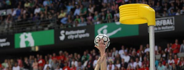 Het Sportpaleis van #Ahoy staat a.s. zaterdag in het teken van #korfbal tijdens de Korfbal League Finale! http://t.co/BkTefAYhMf