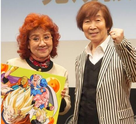 Akira Toriyama shows his face in public again after soooo many years! via http://t.co/lNqCG0jTL2 http://t.co/IG8FNIjyL9