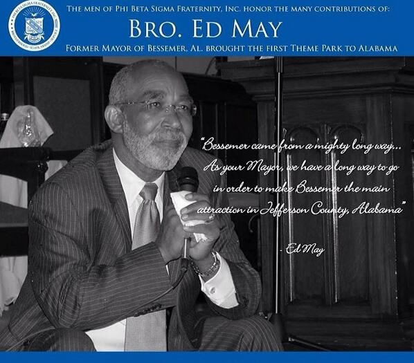 test Twitter Media - RT @PSU_SIGMAS: Bro. Edwin C. May - Gamma Epsilon chapter #TBT #SigmasInHistory http://t.co/GuNNS85gpw