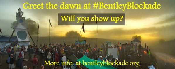 People needed early EVERY MORNING at the #BentleyBlockade. Register  at http://t.co/VSgEkNkHOp #csg #lockthegate http://t.co/ckS6S7Sxu6