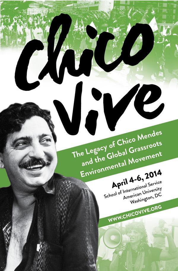 Estou em Washington, onde participo amanhã (4) da conferência Chico Vive pela American University. http://t.co/lCayvpThZA