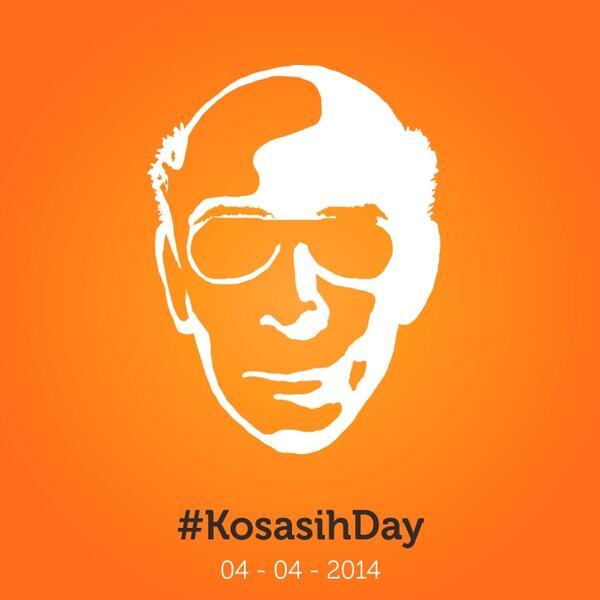 pergerakan #KosasihDay dimulai dari saat ini juga, selamat menginspirasi mong :D http://t.co/1IJr8QaeZl