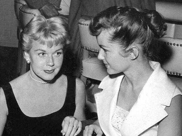 Happy 90th Birthday to Doris Day-a lovely and talented lady. Best wishes for a great day followed by a fun year! http://t.co/aKA7Bz3IIV