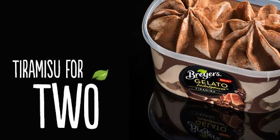 Ladyfinger cookie pieces, mascarpone gelato, espresso sauce and gourmet cocoa. Spoons please! #GelatoLove http://t.co/16F9k1LKwx