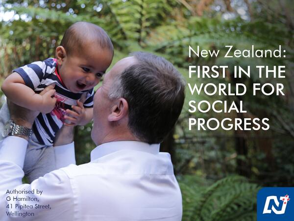 There's a lot more to be done, but NZers have every reason to be proud of what we are achieving by working together. http://t.co/7oUfA0Jxxw