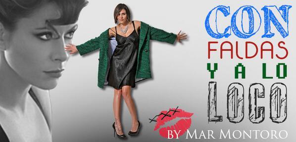 """Os presento mi nuevo blog d #moda """"Con faldas y a lo loco"""" No os lo perdáis! #FashionFridays4 http://t.co/T3lRwKGSjo http://t.co/VLja9y8cgn"""