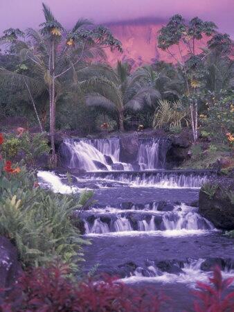 الينابيع الساخنة أرينال، كوستاريكا - arenal hot springs, costa rica   #معلومات_سياحية http://t.co/93b0pITbho