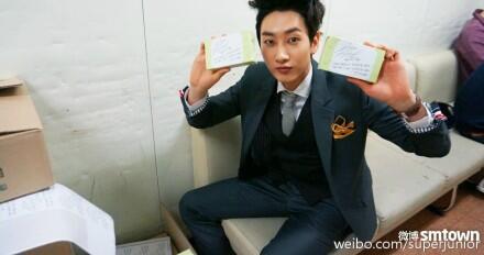 RT @Indo_ELFs: 140404 Super Junior's Weibo Update - Eunhyuk's birthday event for fans! (1) ♡ #HappyHyukDay http://t.co/XbDdKcQf02