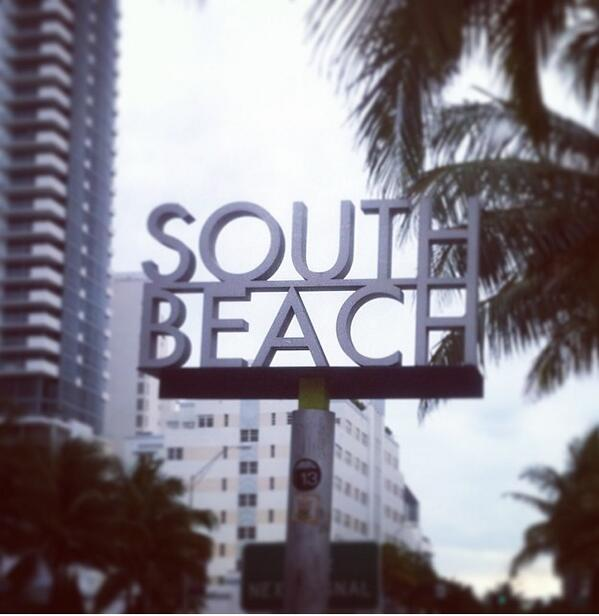Retweet if you love #SouthBeach http://t.co/y0xh6MdCAD