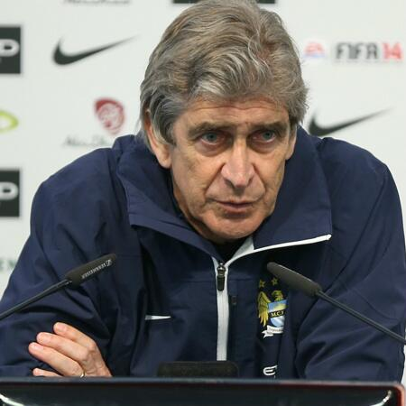 BkYK62LCIAAhmXr Man City boss Manuel Pellegrini rules Sergio Aguero out of Southampton game; Will be fit for Liverpool [Video]