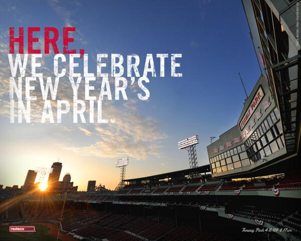 Happy Opening Day! @VisitMA @CambridgeUSA http://t.co/7iiwkGV6Mh