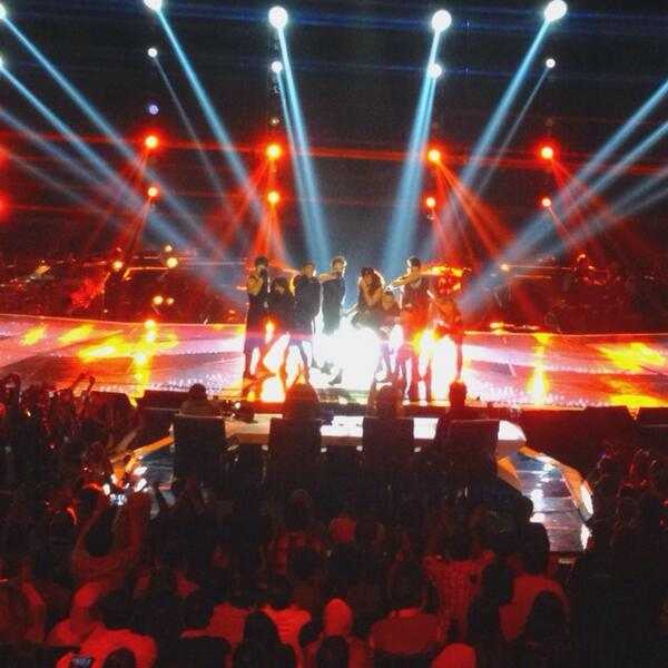 #AgnezMoCokeBottle (@NICofficial): What a wonderful performance @agnezmo #AgnezMoIdol http://t.co/dKdQ8MgX7y