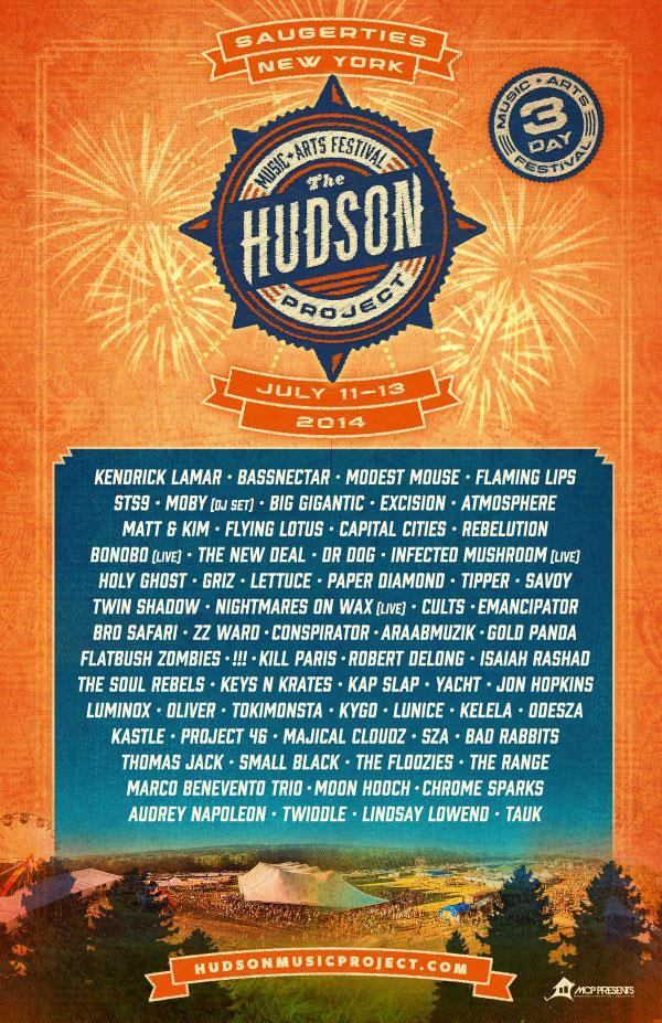 NEW YORK! RT to win a 3-day pass to the @Hudson_Project fest in July w/ YACHT, Kendrick Lamar, Modest Mouse, + more! http://t.co/qdjVpQHg40