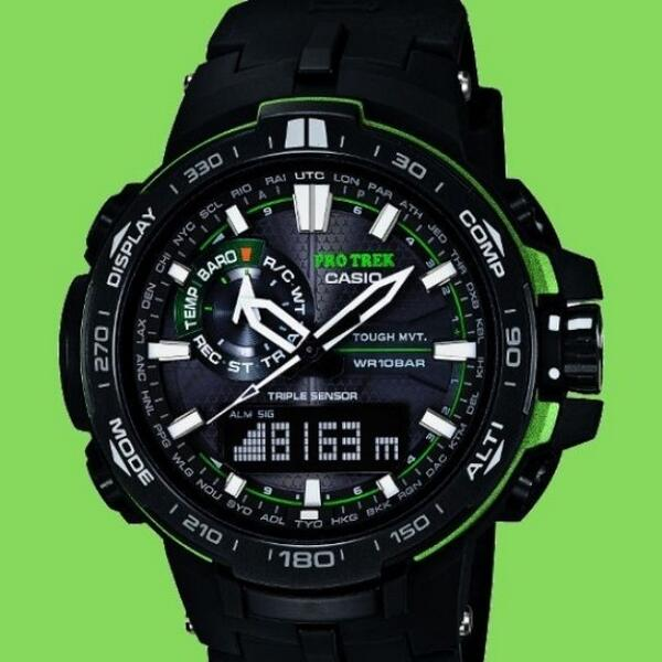 At #Baselworld2014, #CasioWatches brought out two new additions to the Pro Trek family of watches, which are desi... http://t.co/2BNsLvjxlE