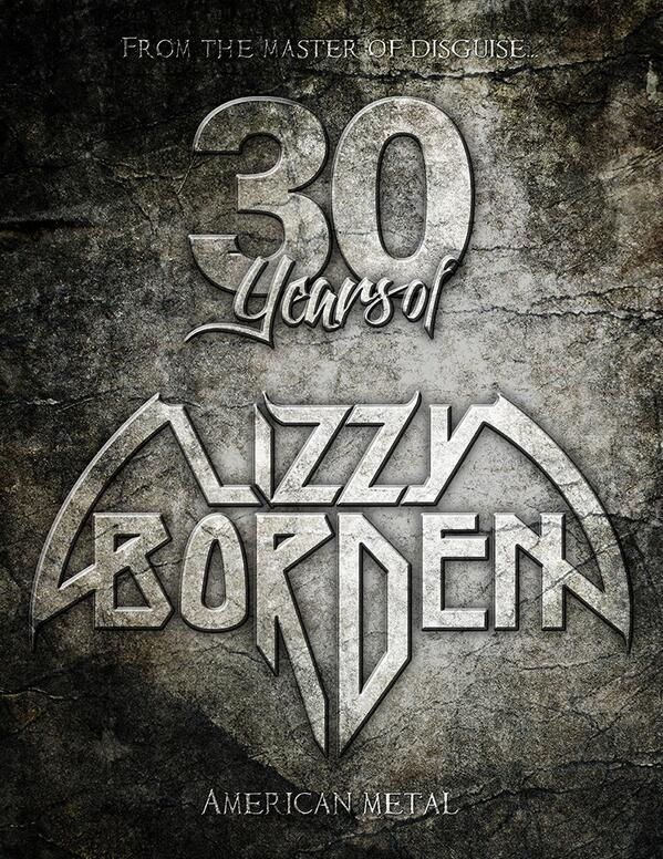 Lizzy Borden's 30 years of American metal tour will be trekking across Europe this Fall. dates announced soon. http://t.co/91hnZEZaSc