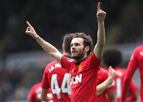Cukur Newcastle, Manchester United Sukses Balaskan Dendam