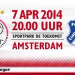 #JongAjax speelt maandag op de Toekomst tegen FC Eindhoven, de nummer zeven op de ranglijst! #ajaein http://t.co/vJZ4BZdZlz