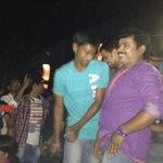 Saw 'hrudaya kaleyam' with @sampoornesh @idlebrainjeevi @devakatta @sai_rajesh .. Mass Hysteria Roars in Cinepolis