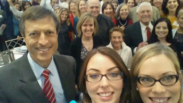 RT @PCRM: In Washington, DC with some of our fav supporters! #selfie @TheEllenShow @DrNealBarnard @westin_georgtwn http://t.co/LnIN0ccnAL