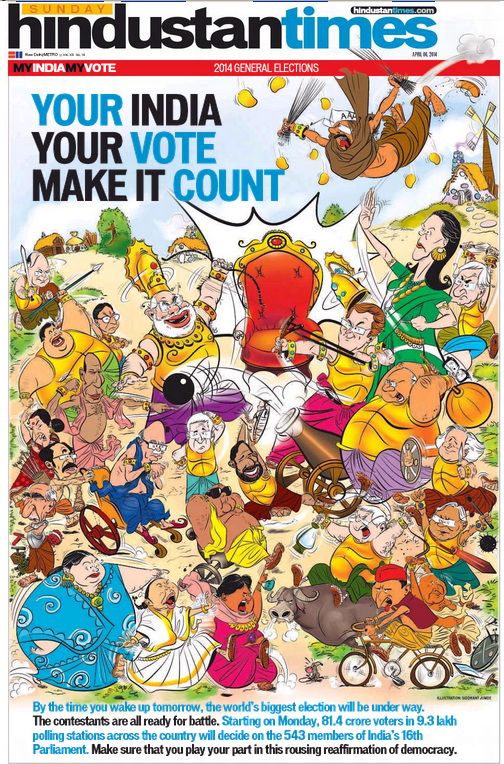 Please can I get this poster-size, HT? PLEASE? @AcidMess: really loved this asterix-inspired front page. http://t.co/OFnpSUI2Yb